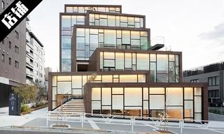 【店铺赏析】跨界建筑新作:KASHIYAMA DAIKANYAMA商业综合体
