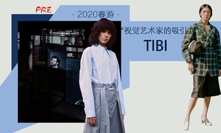 Tibi - 视觉艺术家的吸引力(2020春游 预售款)
