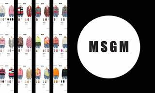 MSGM - 2020春夏订货会 - 2020春夏订货会