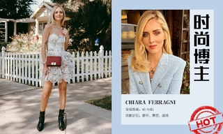 造型更新—Chiara Ferragni