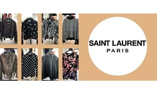 Saint Laurent - 2020春夏订货会(6.24) - 2020春夏订货会