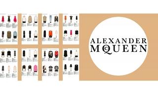 Alexander Mcqueen - 2020春夏订货会(6.24) - 2020春夏订货会