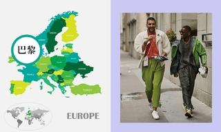 2020春夏巴黎男装时装周—设计元素