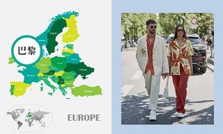 2020春夏巴黎男装时装周—色彩分析