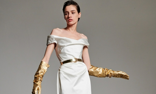2020春夏婚紗[Vivienne Westwood]紐約時裝發布會