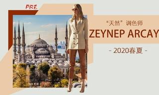 """Zeynep Ar?ay - """"天然""""調色師(2020春夏 預售款)"""