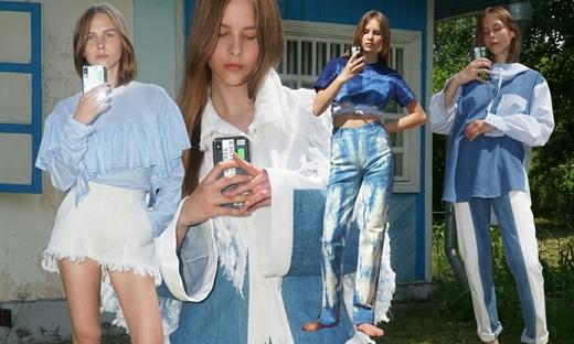 Ksenia Schnaider - 夏季的回憶