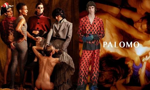 Palomo Spain - 肉欲世界