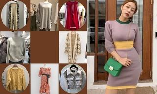【韩国东大门】外套穿搭|熟女|舒适|学院