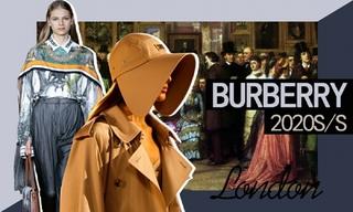 Burberry:進化的英式浪漫(2020春夏)