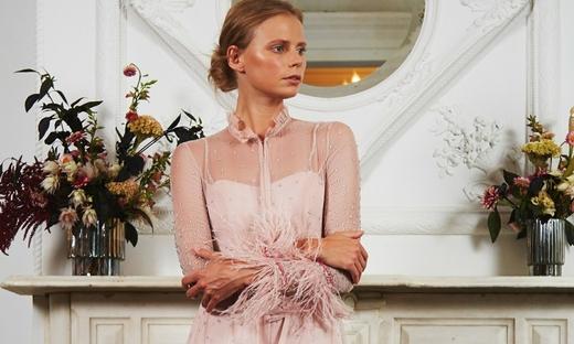 2020秋冬婚紗[Sahroo]紐約時裝發布會