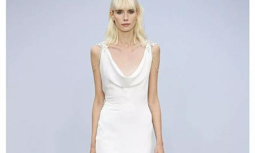 2020秋冬婚紗[Pnina Tornai For Kleinfeld]紐約時裝發布會