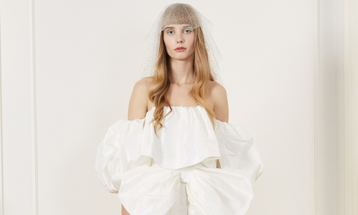 2020秋冬婚紗[Honor]紐約時裝發布會