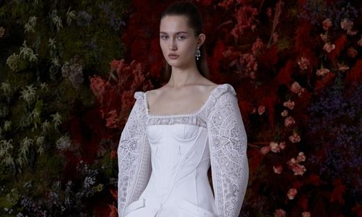 2020秋冬婚紗[Edem Couture]莫斯科時裝發布會