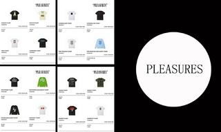 Pleasures - 2020春夏訂貨會(10.28) - 2020春夏訂貨會