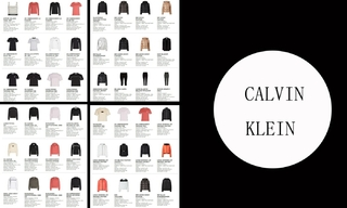 Calvin Klein - 2020春夏訂貨會(10.28) - 2020春夏訂貨會