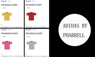 Adidas By Pharrell Williams - 2020/2021秋冬订货会(12.2)