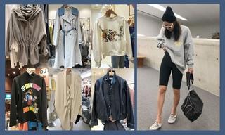 【韩国东大门】风衣|针织|减龄