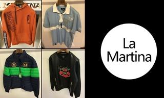 La Martina-2020/21秋冬訂貨會(2.13)