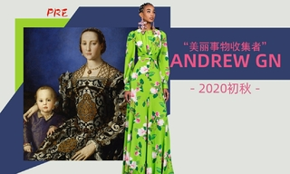 Andrew Gn - Queen of Light (2020初秋 預售款)