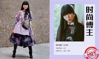 造型更新—Susie Lau