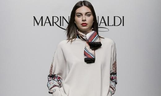 2020春夏[Marina Rinaldi]東京時裝發布會