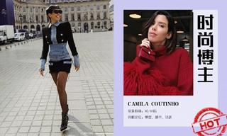 造型更新—Camila Coutinho