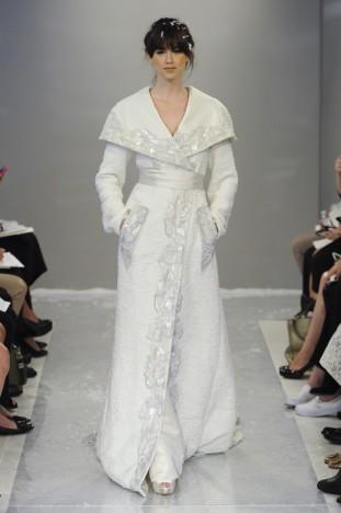 2015秋冬婚紗[Theia]紐約時裝發布會